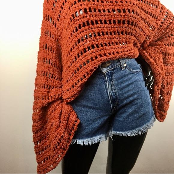 Levi's Pants - Levi's Frayed Denim Shorts